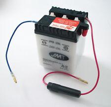 Batterie 6 Volt Honda CB CY Z XL 50 80 185 250 NEU