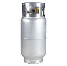 33.5 lb Aluminum Forklift Propane LP Cylinder with QUICK FILL SERVICE VALVE  NEW