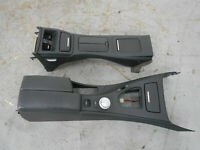 2008 08 10 11 12 13 BMW E93 M3 Center Console Front / Rear #9466