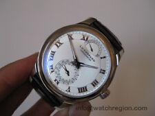 Chopard L.U.C 18K White Gold 1926 Classic Quattro 9 Days Reserve 43mm Watch