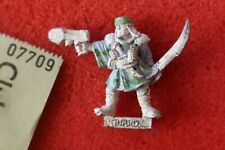 Games Workshop Warhammer 40k Imperial Guard Tallarn Desert Raiders Sergeant GW