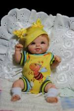 "OOAK 6.5"" Baby Art Doll Polymer Clay by Svitlana"
