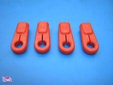 Original Lauterbacher Kugelpfannen rot für M 6 für Reely Carbon-Fighter