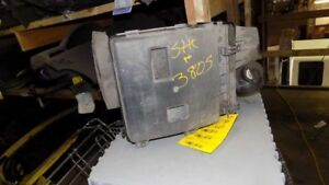 Air Cleaner SV6 Fits 05 MONTANA 86852