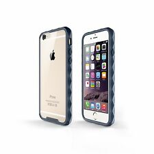 iPhone 6s 6 Case Shock-Proof Non Slip Bumper Cover Wave Hybrid Drop Protection