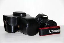 Camera Case Bag for Canon EOS-80D  70D 60D Black