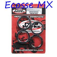 KTM SX125 SX250 SXF450 SXF250 2003-2016 Pivot Works Fork And Dust Seal Kit 48MM