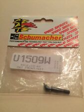 RC CAR SCHUMACHER U1509W FRONT AXLE CO-AX CAT 2000