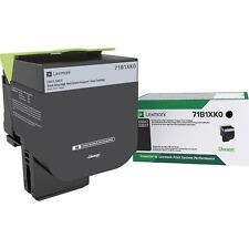 Lexmark 71B1XK0 Cs517 Cx517 Black Extra High Yield Return Program Toner