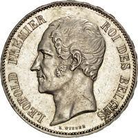 Monnaies, Belgique, Léopold I, Module de 5 francs, Mariage du Duc et de #33795