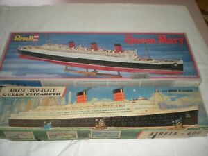 Ocean Liners 2 Kit Lot { Complete }