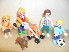 PLAYMOBIL FAMILY With PRAM
