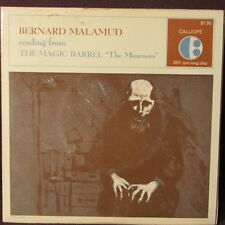 """The Magic Barrel """"The Mourners"""" (Bernard Malamud Reading from) 1963 recording"""