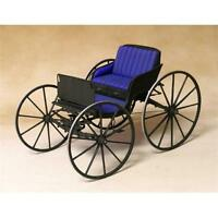 Model Trailways 19th Century Doctors Buggy 1:12 Scale Model Kit