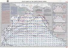 ATLAS OF PILOT CHARTS - NORTH PACIFIC
