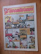 L'AVENTUREUX journal des grandes aventures n° 15 : 14 avril 1940