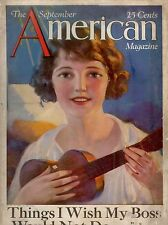 The American - 1922