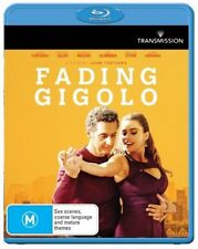 *New & Sealed* Fading Gigolo (Blu-ray Movie, 2014)