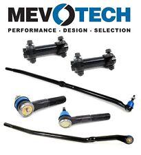 For Dodge Ram Pickup 2500 3500 4WD Tie Rod End 6 Pcs Kit Mevotech