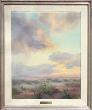 "Marilyn Yanke ""Image of Vastness"" Hand Signed Original Oil Painting on Canvas"