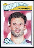 Kyle Walker 2019 Topps Living Set UEFA Champions League #101