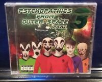 Insane Clown Posse - Psychopathic From Outer Space vol. 3 CD SEALED twiztid icp