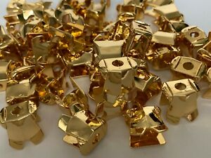 Lego Armor Breastplate gold chrome castle minifigs (Lego Custom)