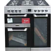 Leisure CS90F530X 90cm Dual Fuel Range Cooker in Stainless Steel