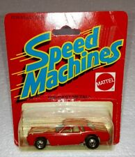 HOT WHEELS MATTEL SPEED MACHINES LOW DOWN BRAND NEW