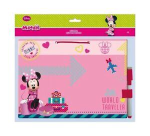 Lavagnetta scrivi/cancella Minnie Disney