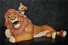 Disney WDCC Lion King Simba Mufasa by Chuck Williams