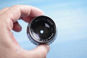 Federal Octar 135mm f/4.5 Anastigmat Enlarging or DIY Project Lens