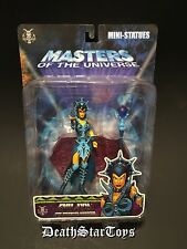 MOTU Neca Masters Of The Universe Evil-Lyn Warrior Goddess Statue Four Horsemen