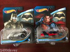 Hot Wheels Batman vs Superman (1:43)