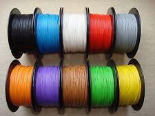 100m Kabel Litze Schaltlitze Kupferlitze f. Märklin Roco Trix  freie Farbwahl
