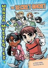 The Secret Ghost: A Mystery with Distance and Measurement (Manga Math-ExLibrary