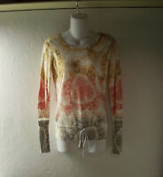 NEW Vera Wang Pullover Sweater size XS NWOT Hippie Boho