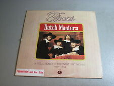 Focus- Dutch Masters- LP 1975 Sire SASD-7505 Promo