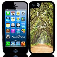 Outdoor Walkway Just Breathe For Iphone 6 Case Cover