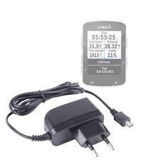 Micro USB EU Two-Pin Mains Charger for Garmin Edge 520 GPS Cycle Computer
