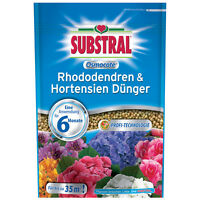 Substral Osmocote Rhododendren &Hortensien Dünger 1,5kg Hortensiendünger Azaleen