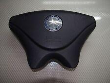 01-04 MERCEDES SLK320  SLK230 R170 STEERING WHEEL LEFT DRIVER AIRBAG AIR BAG OEM