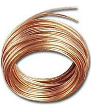 10M LOUD SPEAKER CABLE WIRE COPPER OXYGEN FREE SUPER HIGH QUALITY CAR AUDIO OFC