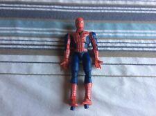Marvel Spider-Man 3 Movie Spider-Man 9in. Action Figure Thinkway Toys 2007