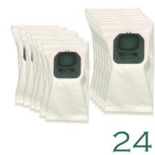 24 Staubsaugerbeutel geeignet für Vorwerk Kobold VK 140, VK 150, VK140, VK150