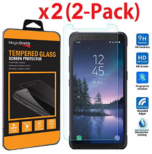 "2-Pack Premium Tempered Glass Screen Protector for Samsung Galaxy "" S8 ACTIVE """