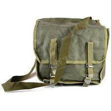 Original Polish army haversack canvas shoulder bag bread bag bushcraft