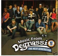 Degrassi: The Next Generation - 2008 TV Soundtrack CD