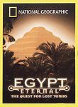 National Geographic - Egypt Eternal (DVD, 2002) Quest For The Lost Tombs *New*