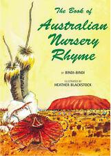 The Book of Australian Nursery Rhyme by Bindi-bindi